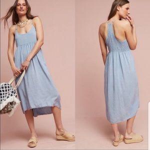 Anthropologie Gwendolyn dress lg/xlg